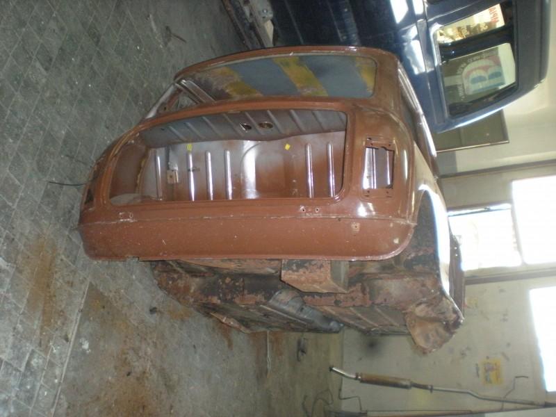 Austin Mini 1000 ˝Browny˝ Mini-572010-012