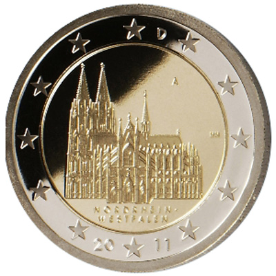 2 euro prigodne kovanice Ne2011