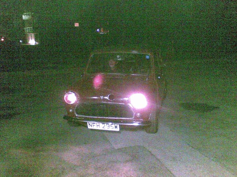 Austin Mini 1000 ˝Browny˝ 1-fotka