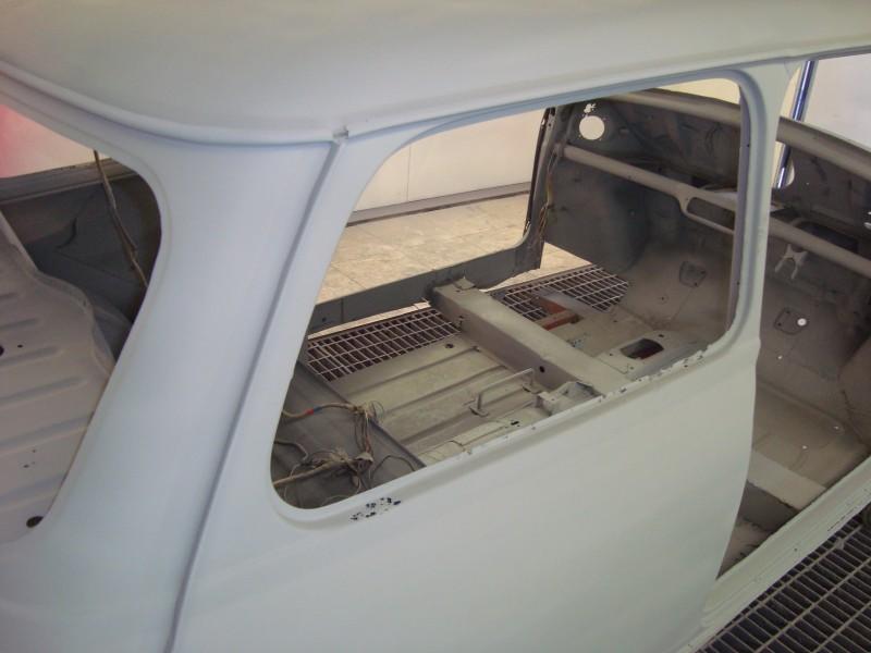 Austin Mini 1000 ˝Browny˝ Dsc02307
