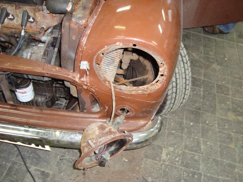 Austin Mini 1000 ˝Browny˝ Dsc01961