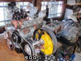 Predelan fičkov motor 750 in menjalnik za prikaz delovanja v šolah  Slike11pb271244