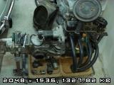 Še moj nosilec za motor Dsc03262