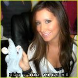 10# Plišasta igrača Ashley-tisdale-elephant-