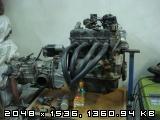 Še moj nosilec za motor Dsc03268