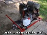 Stojalo za motor od fička Slike11p9220713