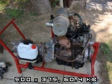 Stojalo za motor od fička Slike11p9220712