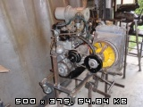 Stojalo za motor od fička Slike11p9070576