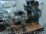 Še moj nosilec za motor Dsc03265