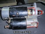 Predelan fičkov motor 750 in menjalnik za prikaz delovanja v šolah  Slike11pb271204
