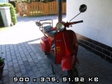 Piaggio vespa PK 50 XLS Slike11p6180093