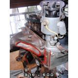 Predelan fičkov motor 750 in menjalnik za prikaz delovanja v šolah  Slike11pb271233