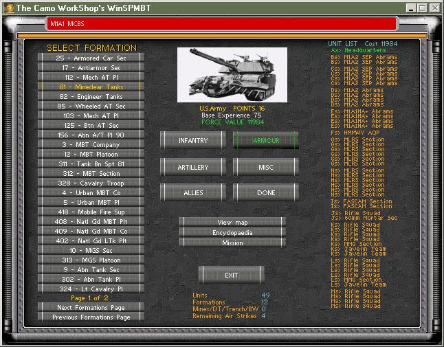 WinSPWW2 & WinSPMBT Screen_1