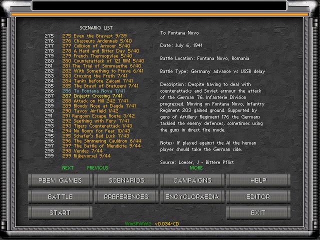 WinSPWW2 & WinSPMBT Screen_5