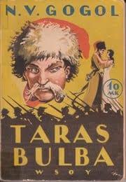 Kuriozitete Letrare'' Taras-Bulba-kopertina