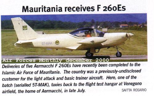 Armée Mauritanienne 5t-mak1