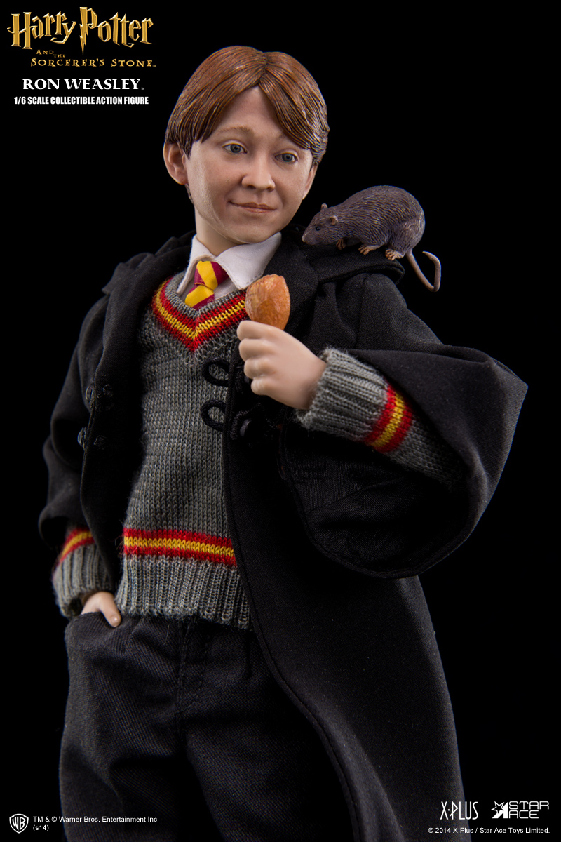 [Star Ace] Harry Potter and the Sorcerer's Stone - Ron Weasley 1/6 scale Ron01
