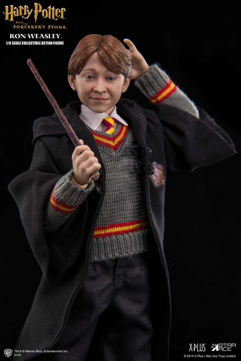 [Star Ace] Harry Potter and the Sorcerer's Stone - Ron Weasley 1/6 scale Ron03