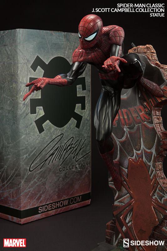 "[Sideshow] Spider-Man ""Classic"" Comiquette - by Scott Campbell LANÇADO!!! - Página 14 2002652-spider-man-classic-012"