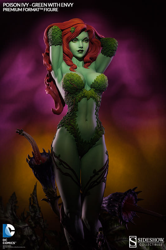 POISON IVY GREEN WITH ENVY  PREMIUM FORMAT 3002202-poison-ivy-003