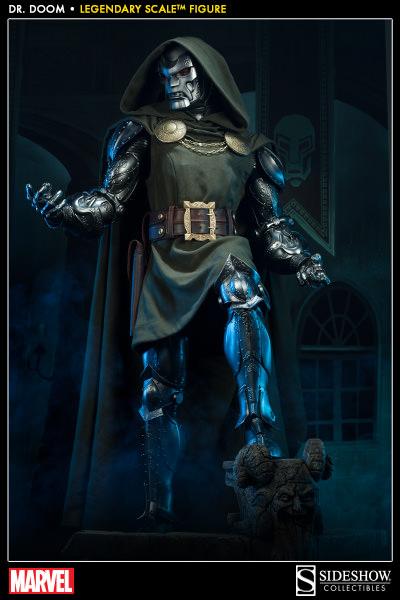 [SideShow] Dr.Doom Legendary Scale Figure - LANÇADO!!! - Página 4 400086-doctor-doom-003