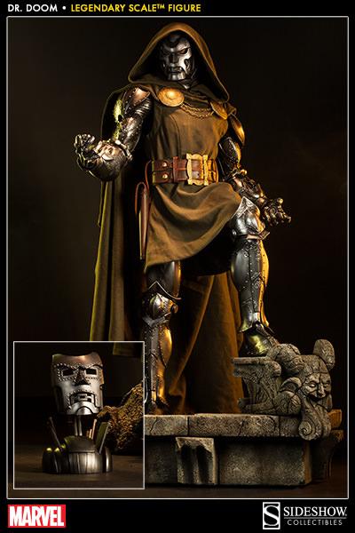[SideShow] Dr.Doom Legendary Scale Figure - LANÇADO!!! - Página 4 400086-doctor-doom-015