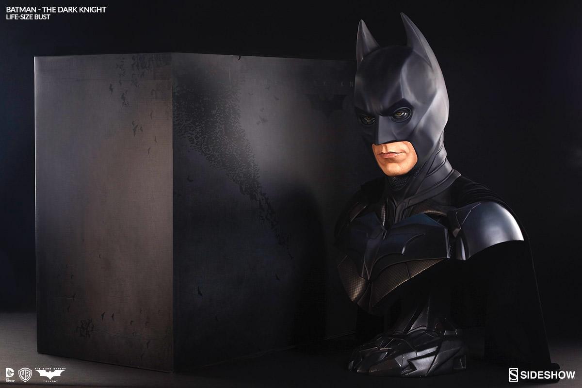 BATMAN THE DARK KNIGHT Christian Bale LIFE-SIZE BUST 400203-batman-the-dark-knight-09