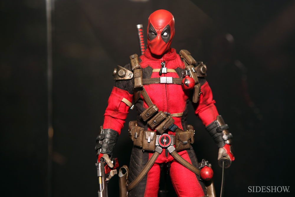 [Sideshow] Marvel Sixth Scale Collection - Deadpool - Página 2 IMG_2939