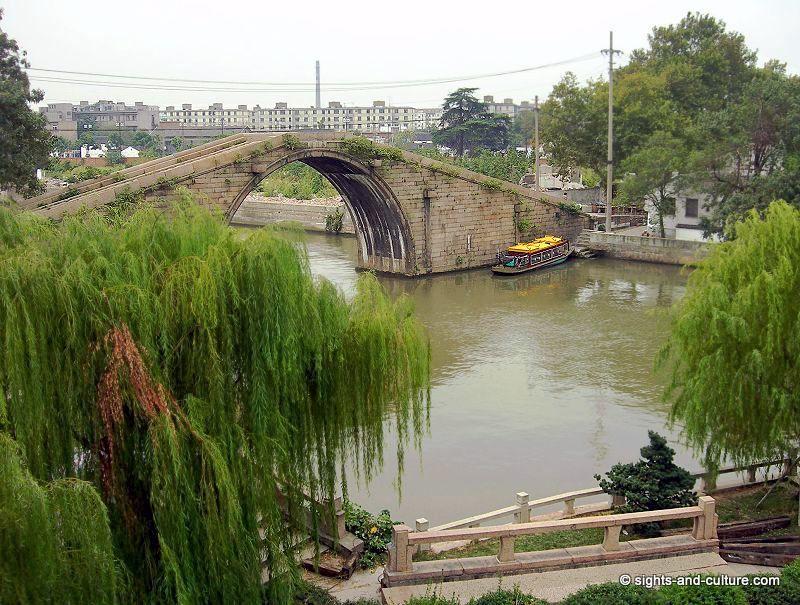 Sozhou, grad sa najlepšim baštama na svetu Suzhou-wumen-bridge-0079