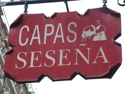 La capa española Capas