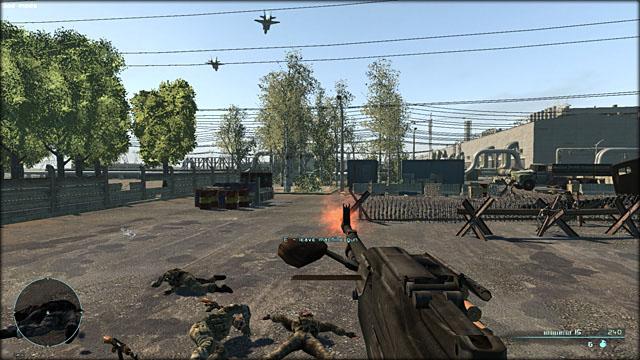 لنسخة الـ FullRip الأصغر لأحدث ألعاب الأكشن والقنص Chernobyl Commando : 2013 والنسخة الكاملة FullIS 01p