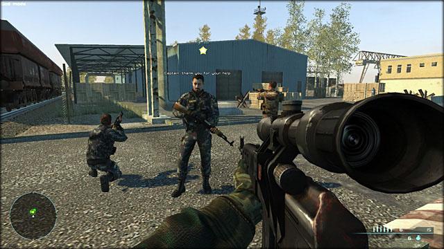 لنسخة الـ FullRip الأصغر لأحدث ألعاب الأكشن والقنص Chernobyl Commando : 2013 والنسخة الكاملة FullIS 06p