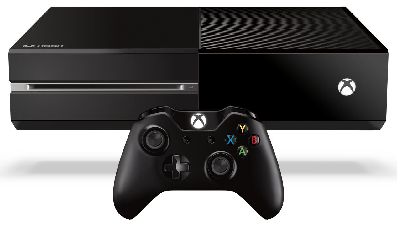 Xbox One Xbox_One