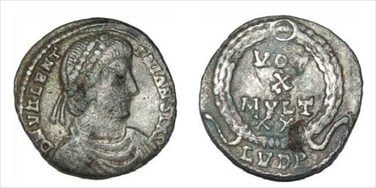 Imitation pour Valentinien I 01242