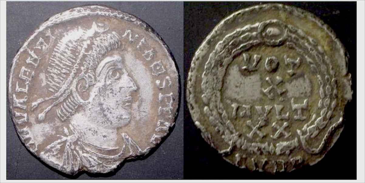 Imitation pour Valentinien I 01295
