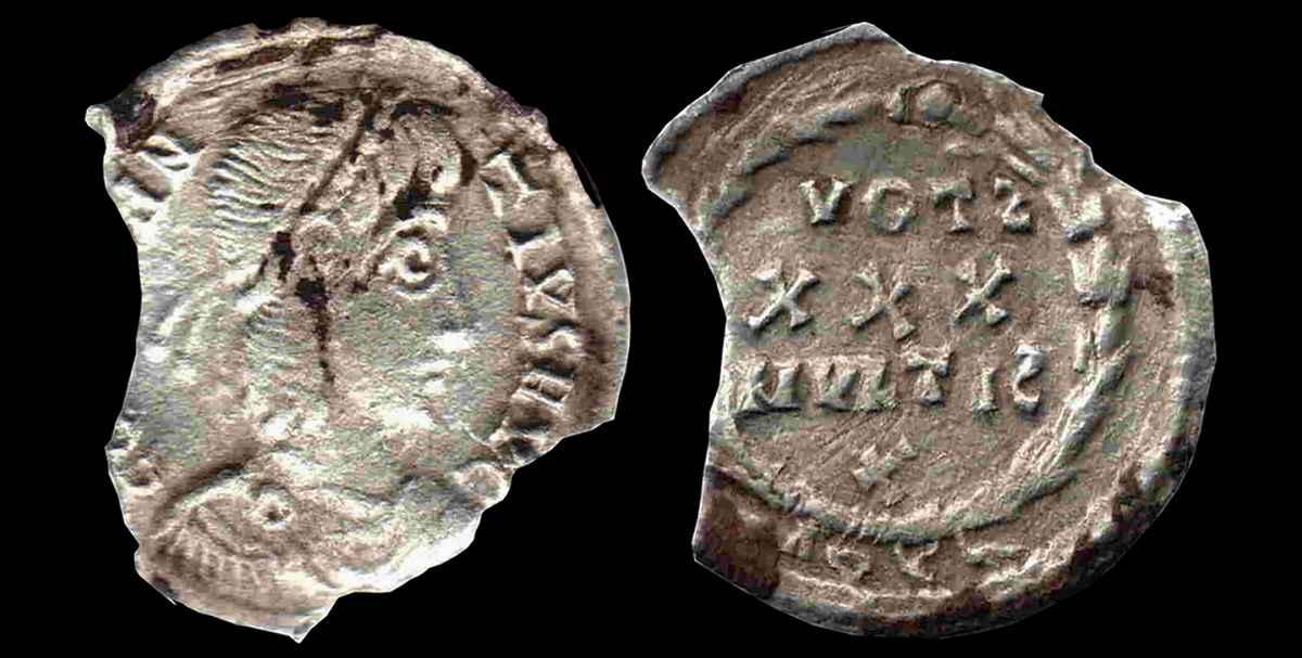 Silique de Constance II / III ?? 01372