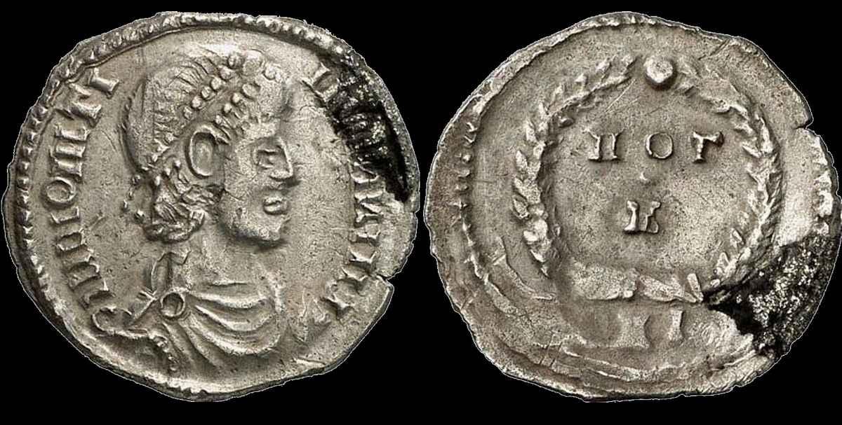 Imitation pour Valentinien I 01394