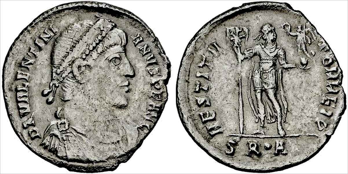 Imitation pour Valentinien I 02039