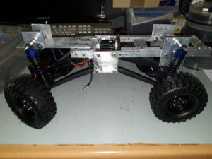 Chassis Homemade sur Defender 90 20180210_202653-300x225