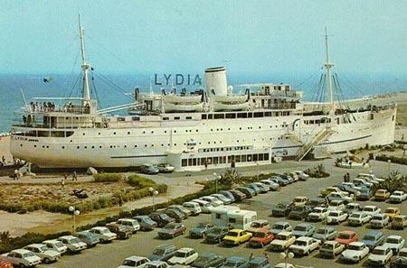 Barcarès, France, 4 août 1970 Lydia1931-02