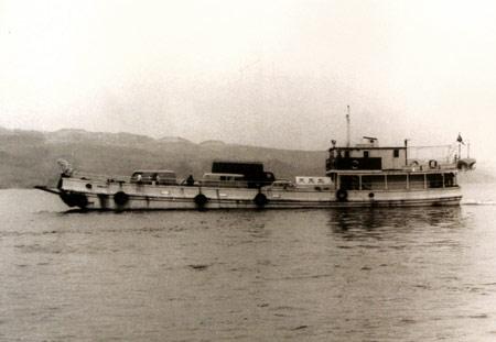 BODULKA prvi trajekt kod nas VANGA_1952-01