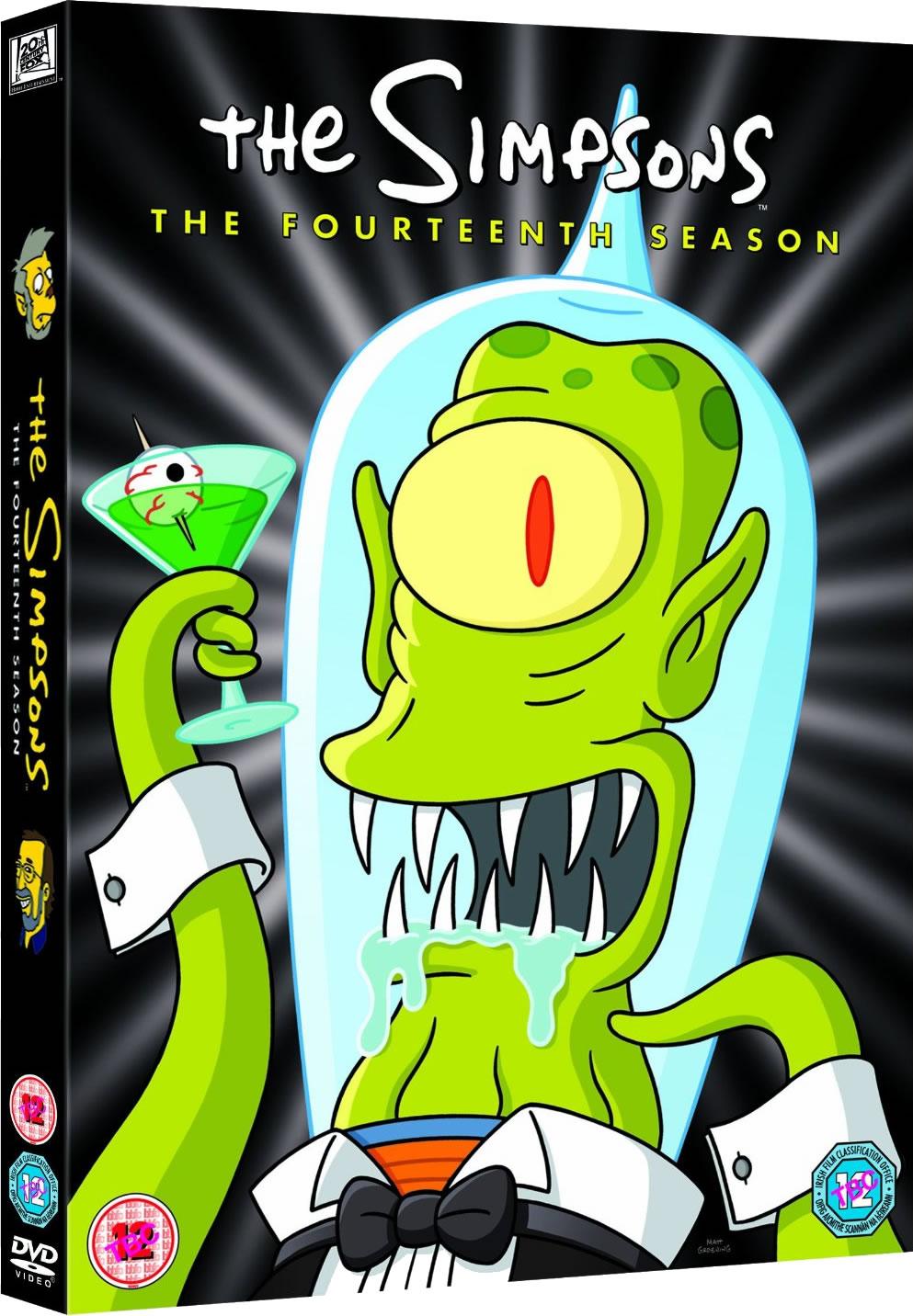 Les Simpson [20th Animation - 1989] - Page 7 Dvd_saison14_classique_big