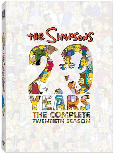 Les Simpson [20th Animation - 1989] - Page 4 Dvd_saison_20