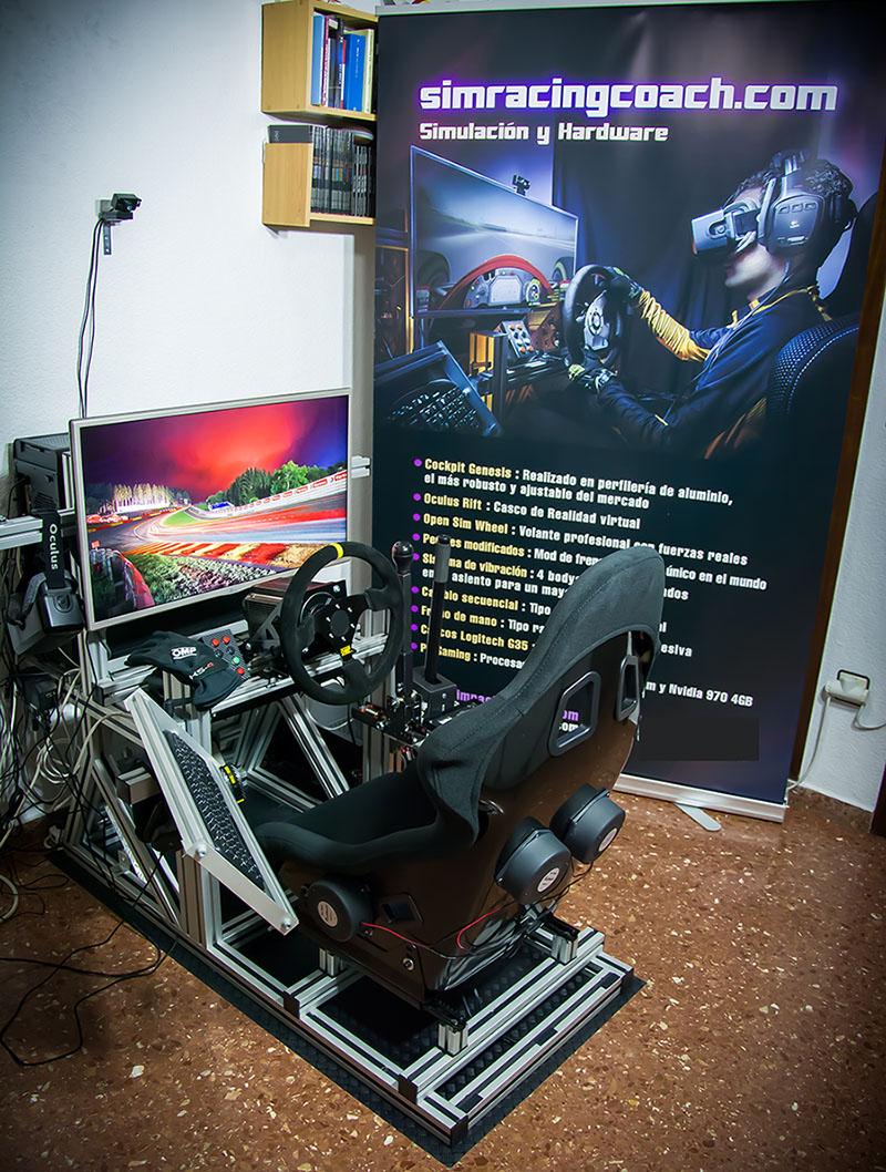 Actualización de mi Cockpit Genesis Carloscasas77