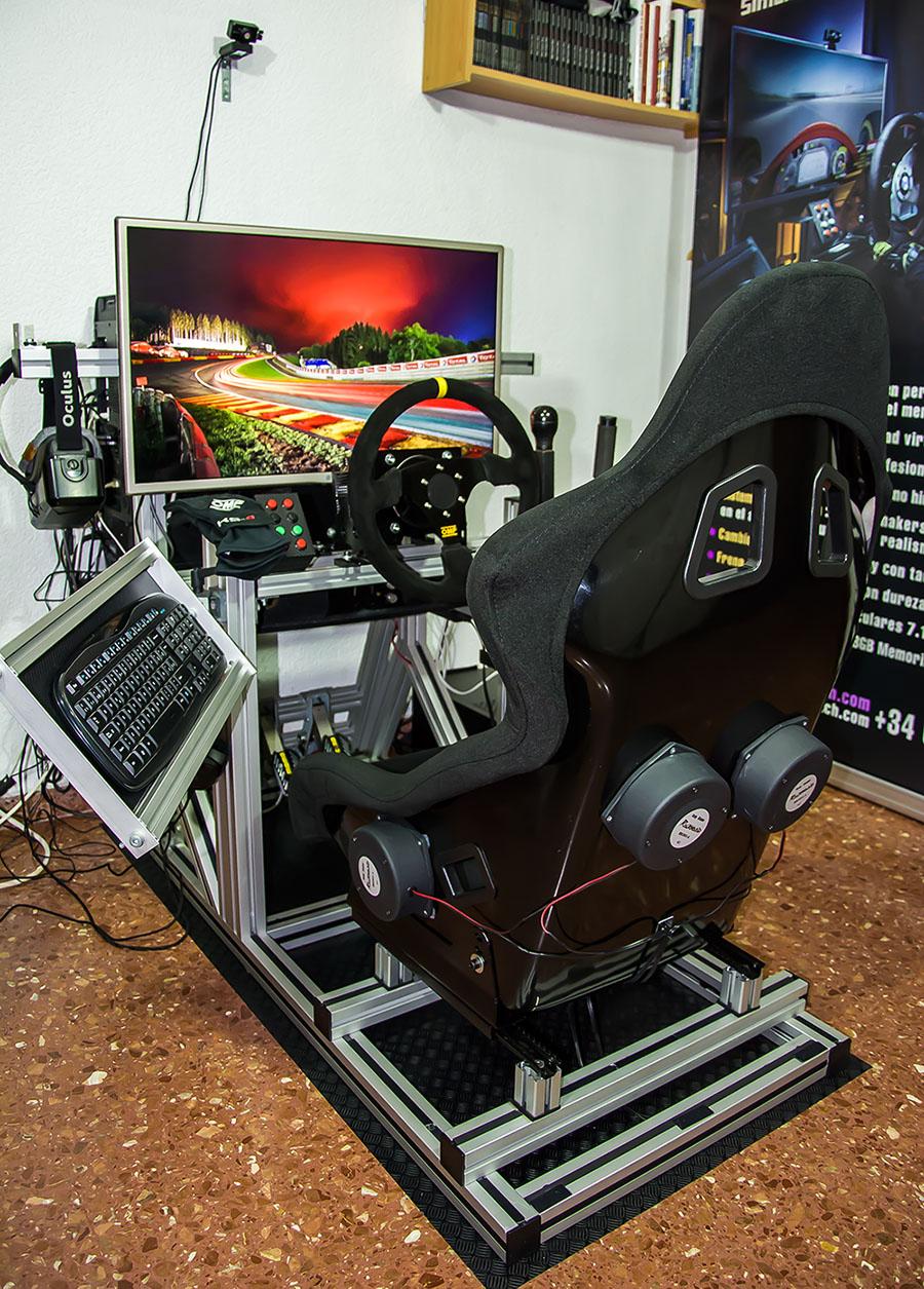Actualización de mi Cockpit Genesis Carloscasas78