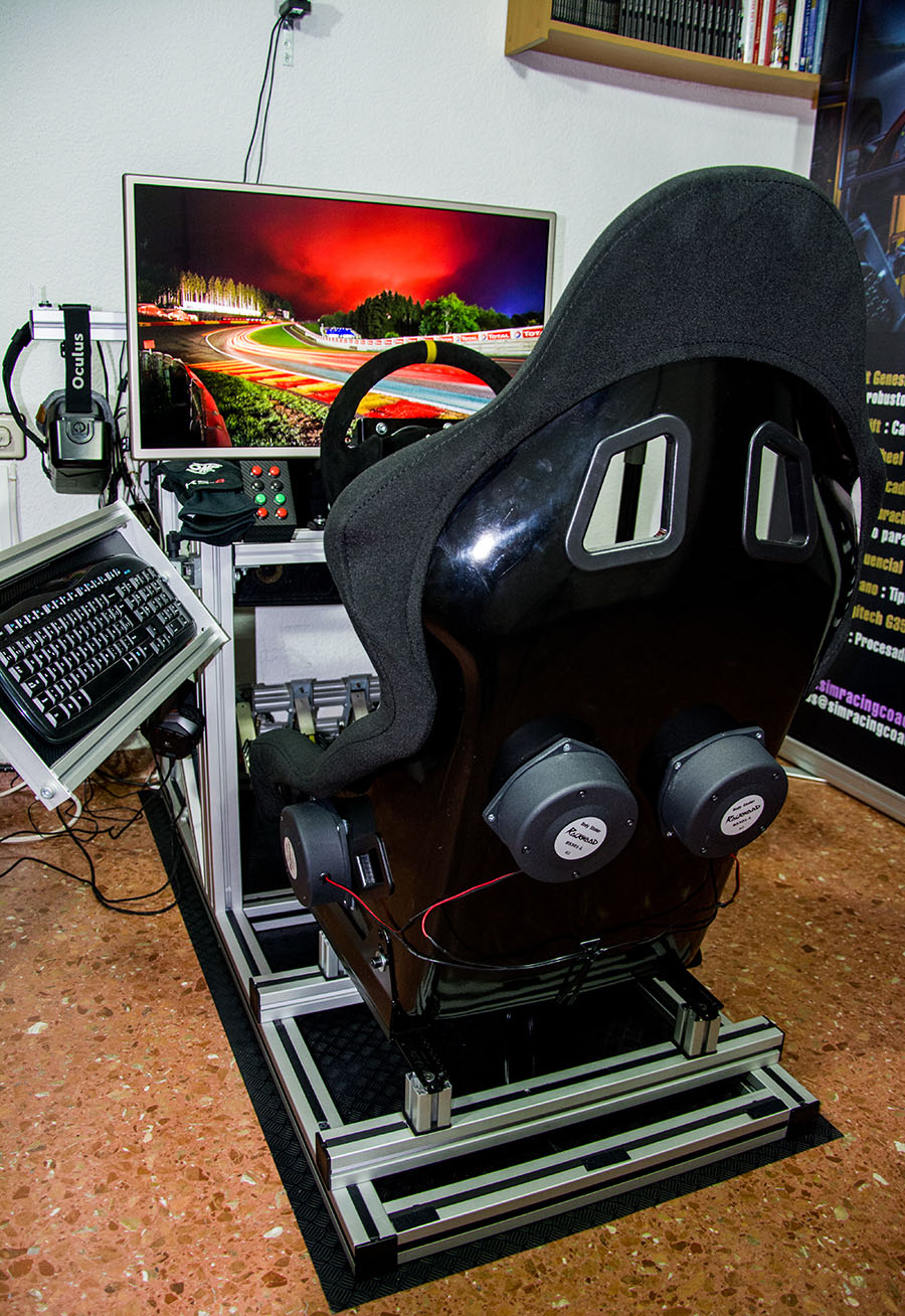 Actualización de mi Cockpit Genesis Carloscasas79