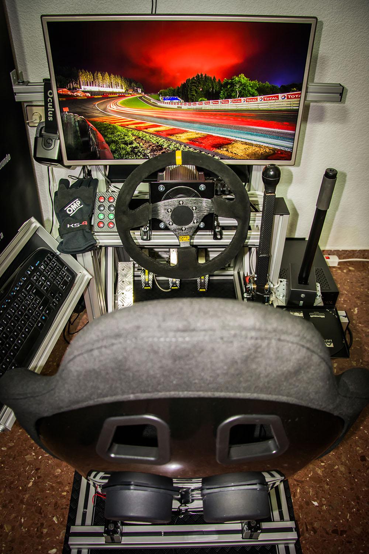 Actualización de mi Cockpit Genesis Carloscasas81