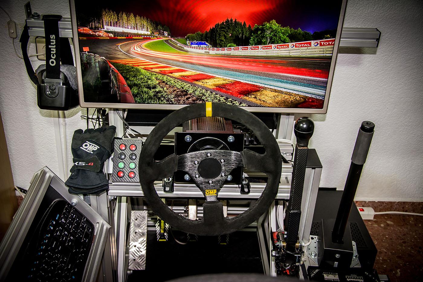 Actualización de mi Cockpit Genesis Carloscasas82