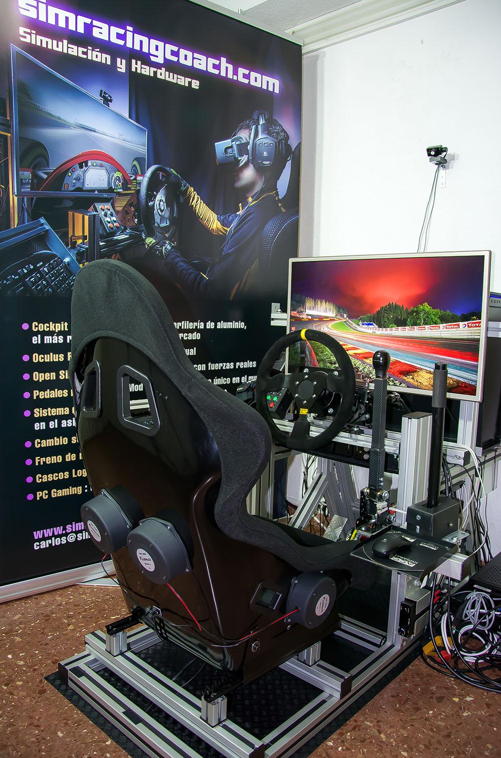 Actualización de mi Cockpit Genesis Carloscasas84