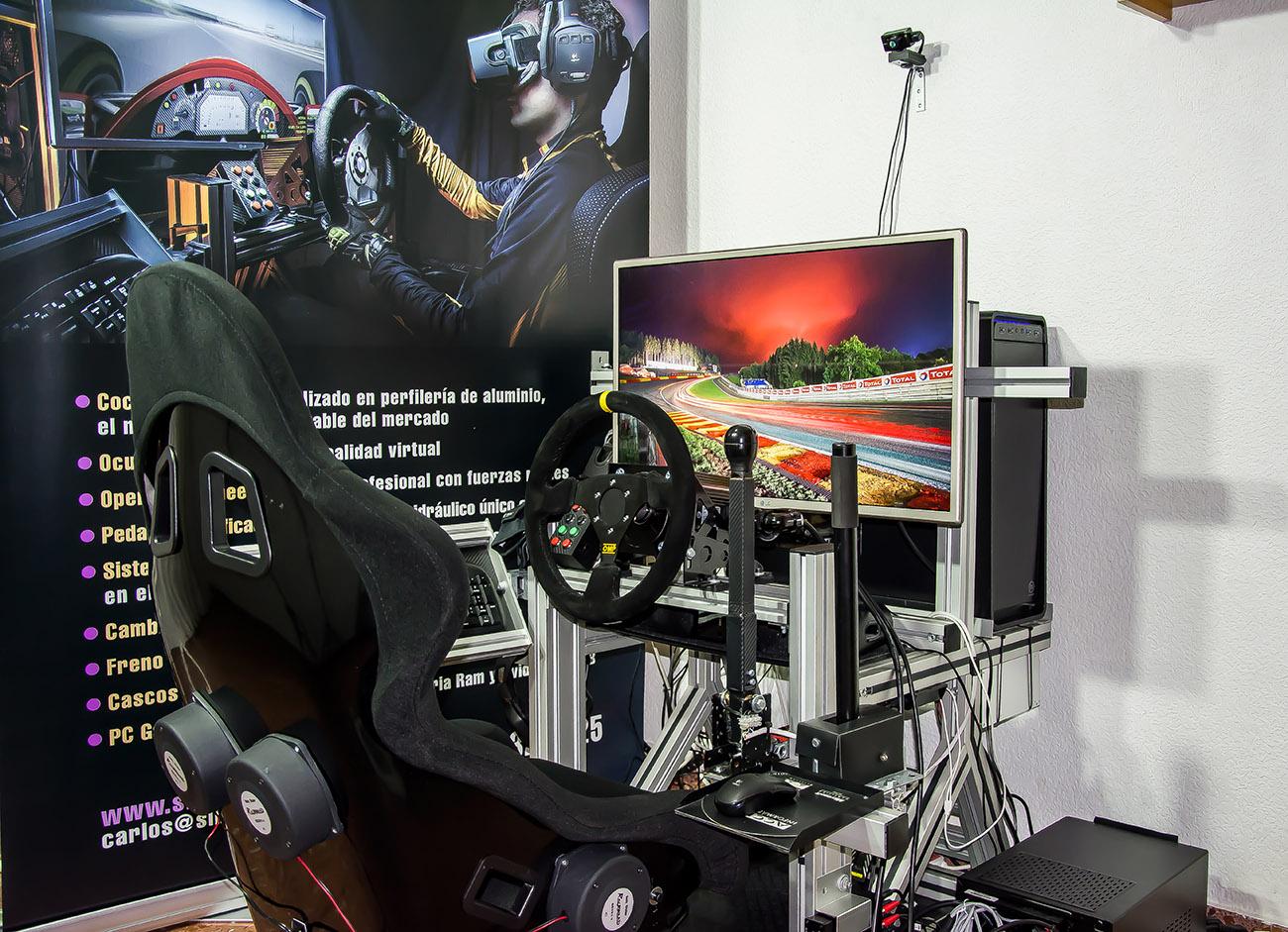 Actualización de mi Cockpit Genesis Carloscasas85